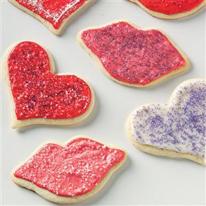 Cutout Wedding Cookies Recipe