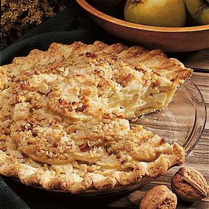 Dairy State Apple Pie Recipe