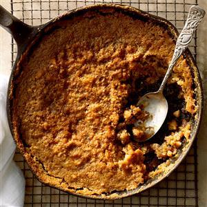 Date Pudding Cobbler Recipe