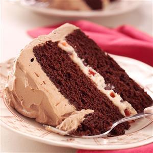 Delightful Devil's Food Cake Recipe