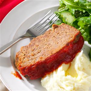 Deluxe Meat Loaf Recipe