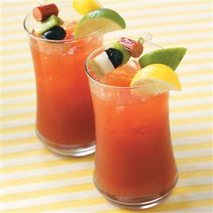 Dill Bloody Marys Recipe