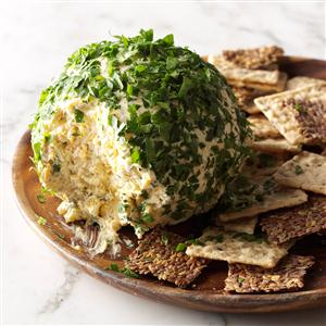 Dilly Cheese Ball Recipe