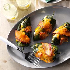 Dinner Poppers Recipe