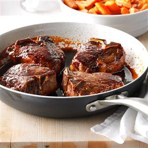 Dixie Lamb Chops Recipe