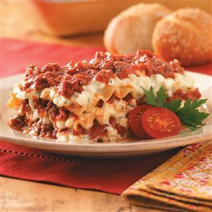 Donna Lasagna Recipe