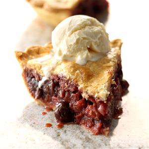 Double Cherry Pie Recipe