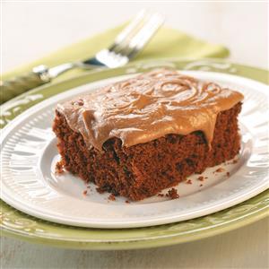 Double Chocolate Sheet Cake Recipe