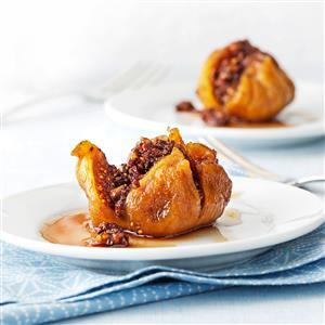 Double-Nut Stuffed Figs Recipe