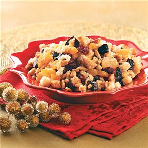 Dried Fruit Stuffing Recipe