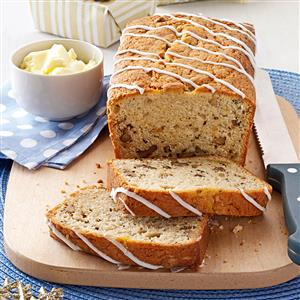 Drizzled Butternut Bread