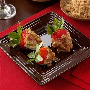 Dunked Strawberries Recipe