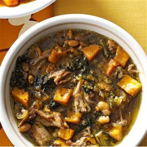Italian Shredded Pork Stew Recipe