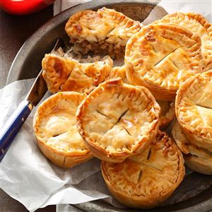 Pie Week: Mini Pork Pies