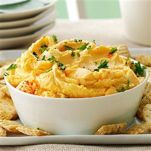 Fireside Cheese Spread Recipe