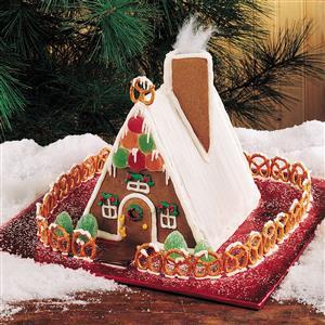 Gingerbread Chalet Recipe