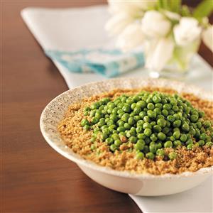 Holiday Peas Recipe