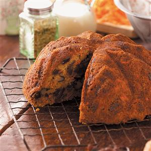 Steamed Carrot Pudding Recipe