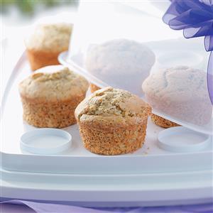 Lemony Poppy Seed Muffins Recipe