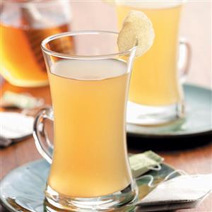 Ginger Tea Drink Recipe
