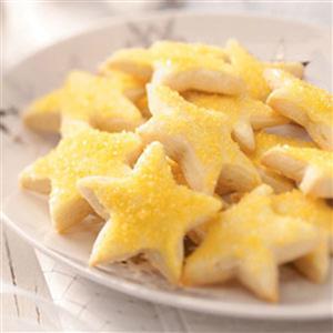 Lemon Stars Recipe