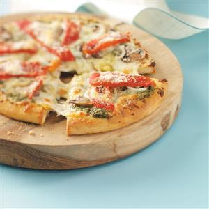 Italian Style Pizzas Recipe