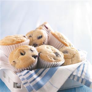 Kids' Favorite Blueberry Muffins Recipe