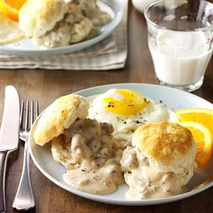 Biscuits and Sausage Gravy Recipe