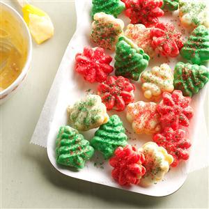 Little Butter Cookie Sandwiches Recipe