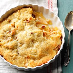 Apple Crisp, Crumble and Cobbler Recipes