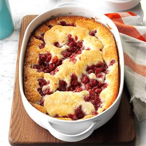 Cherry Pudding Cake Recipe