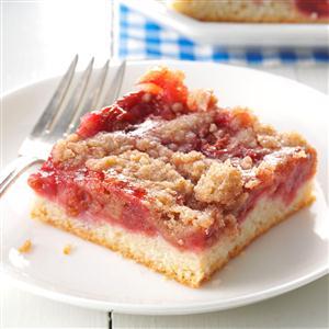 Cherry Coffee Cake Recipe