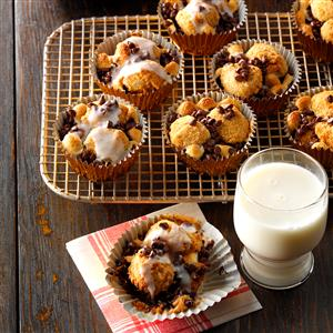 S'mores Monkey Bread Muffins Recipe