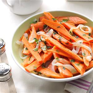 Buttery Carrots Recipe