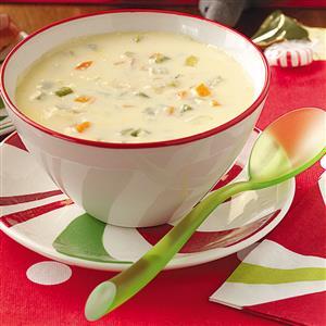 East Coast Cheese Soup Recipe