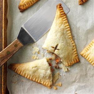 Easy Cornish Pasties Recipe