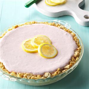 Easy Pink Lemonade Pie Recipe