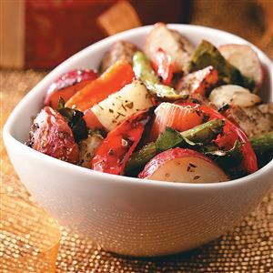 Elegant Roasted Potatoes Recipe
