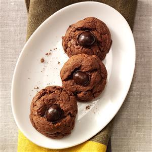 Eyes-Wide-Open Espresso Cookies Recipe