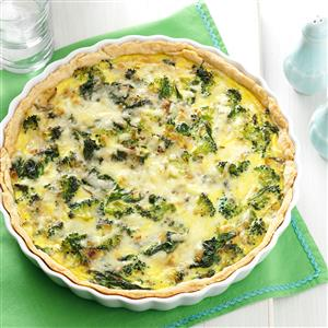 Farm Fresh Quiche Recipe