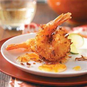 Fast Coconut Shrimp Recipe