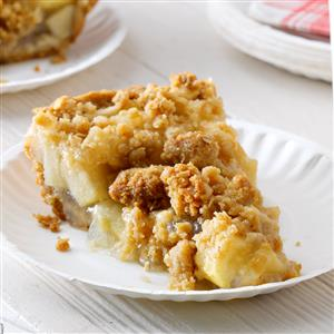 Favorite Dutch Apple Pie Recipe