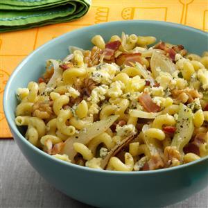 Fennel-Bacon Pasta Salad Recipe