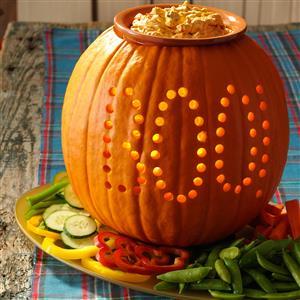 Festive Pumpkin Dip Recipe