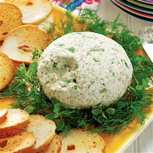 Feta Cheese Balls Recipe