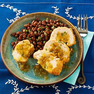 Fiesta Chicken Bundles Recipe