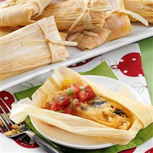 Fiesta Tamales Recipe