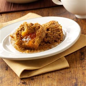 Filled Coffee Cake Muffins Recipe