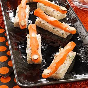 Finger Sandwiches Recipe