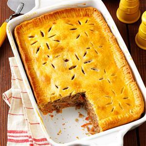Finnish Meat Pie Recipe
